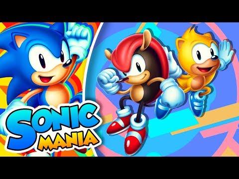 ¡Asi es la versión Plus! - 06 - Sonic Mania en Español ( DSimphony )