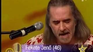 Megasztár 5 - Fekete Jenő