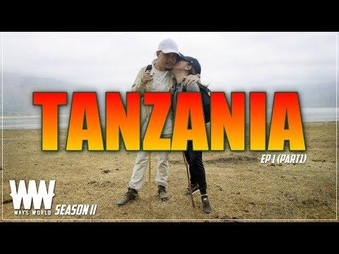 WAY'S WORLD SEASON 2 EP:1 TANZANIA (PART1)