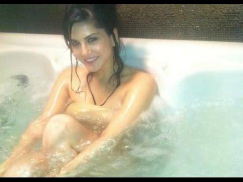 Sunny leone hot bathroom scene from ragini mms 2 hot youtube for Hot bathroom photos