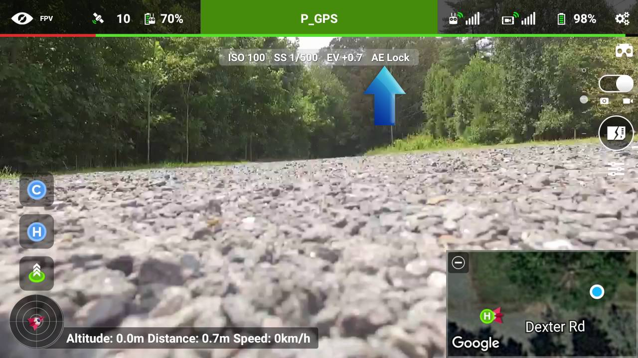 Dji Gs Pro Android Alternative