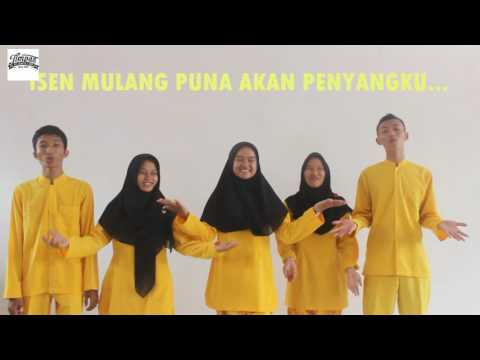 Lagu Daerah Kalimantan Tengah Isen Mulang