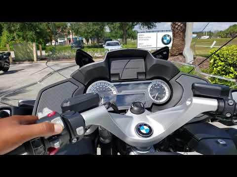 2020 BMW R 1250 RT Walk-Around/Start-Up