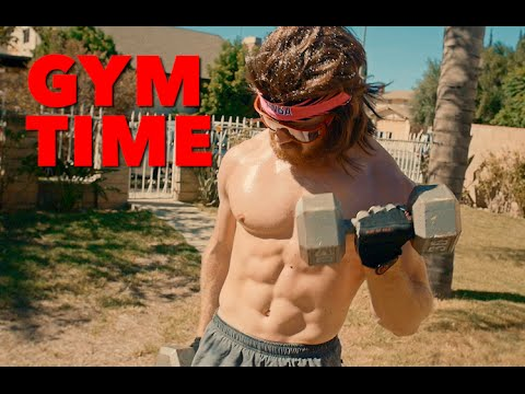 Slim Jesus - Drill Time Parody (GYM TIME)