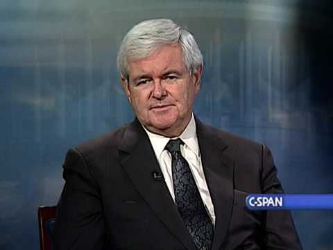 Newt Gingrich on RNC First Principles for 2010 elections