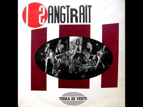 Sangtraït - Terra De Vents - LP 1990