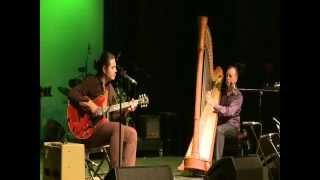 Sébastien Boissonnade et Christophe Saunière duo (guitare électrique et harpe)