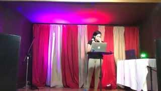 Open Mic Karaoke night at The Menu Indian Cuisine - Oct 23, 2014