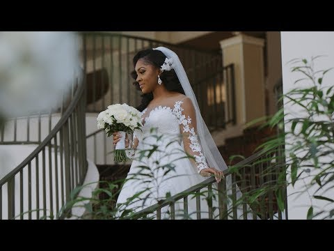 Romantic Nigerian Wedding Film | Chateau Elan Winery | Atlanta, GA Videographer
