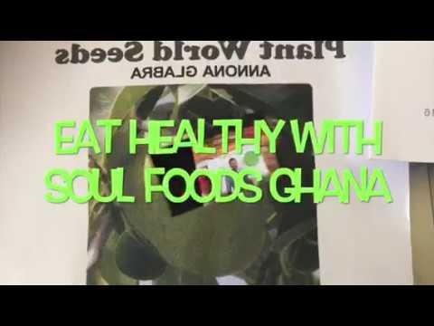 Green house farming Soul Foods Ghana