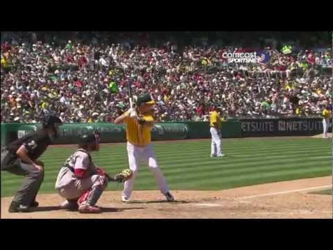 2012 The Hottest Team In Baseball - A's Are Back