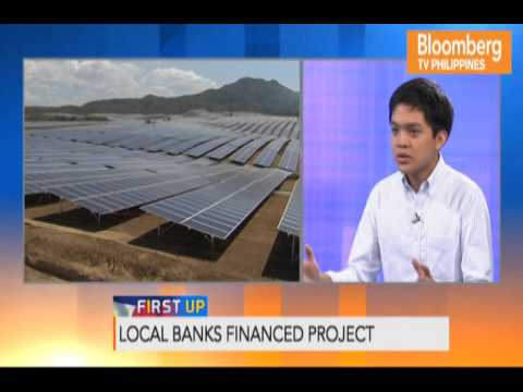 FIRST UP | LEAN LEVISTE ON SOLAR PHILIPPINES