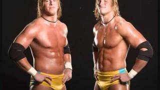 Zack Ryder & Curt Hawkins Theme Song (Disciple - In The Middle Of it Now)