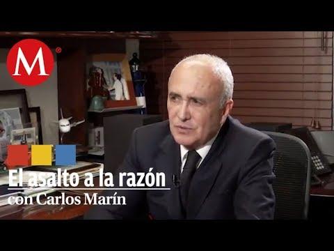 Pedro Ferriz de Con en El Asalto a la Razón con Carlos Marín