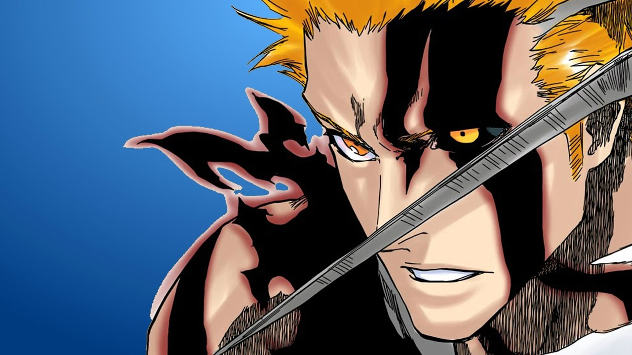Bleach  Ichigo Bankai Tensa Zangetsu  Explained  YouTube