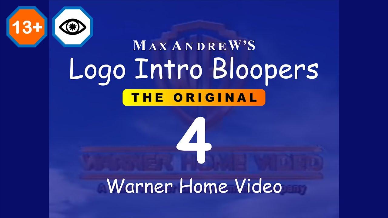 Logo Intro Bloopers 4 Warner Home Video