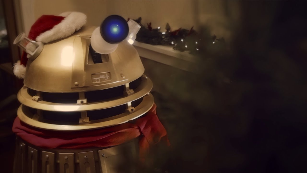 A Very Dalek Christmas - YouTube