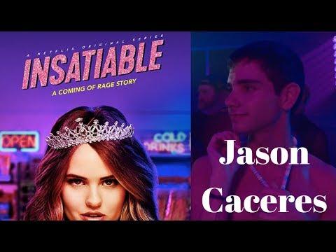 Jason Caceres on Insatiable