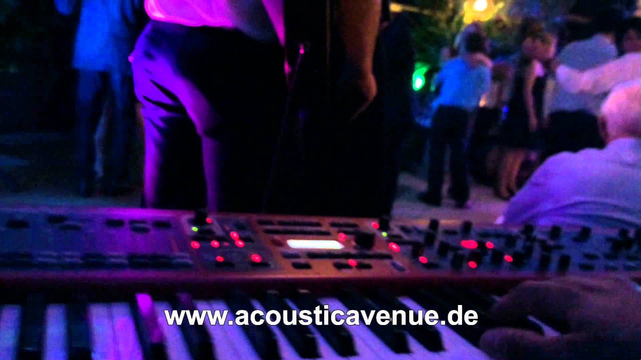 Acoustic avenue langsamer walzer hochzeitsmusik april 2015
