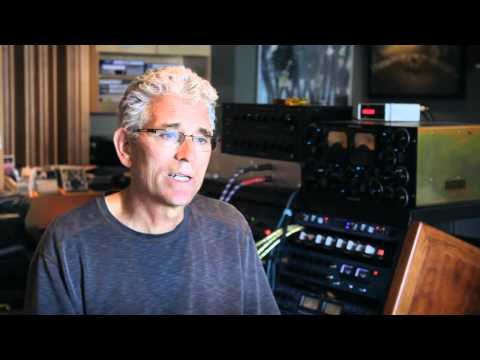 Greg Calbi: Stem Mastering & Analog Summing with Dangerous Music