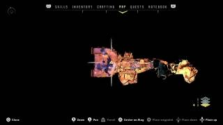 Horizon Zero Dawn - Ancient Armory - 60FPS
