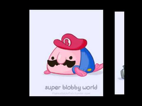 super blobby