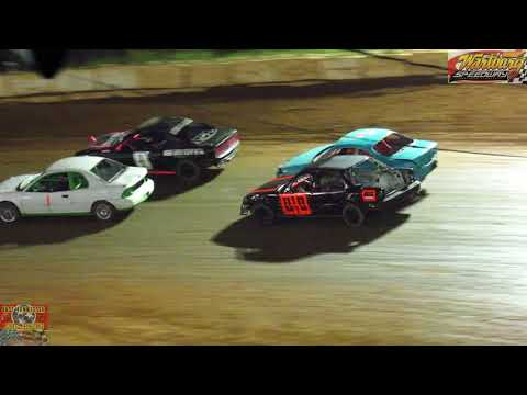 Front Wheel Drive Feature @ Wartburg Speedway (9-9-17)