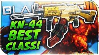 assault rifle muito boa kn 44 best class setup black ops 3