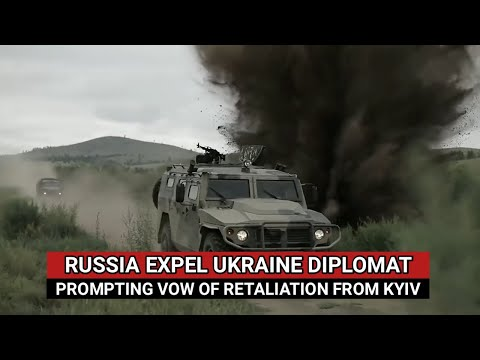 UKRAINE REINFORCES MOLDOVA BORDER AS TENSIONS WITH RUSSIA CONTINUE