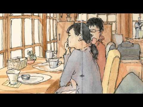 Carnets de Voyage : Nicolas de Crécy seul à Kyoto
