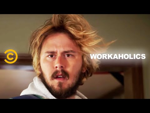 Workaholics - Whose Weed is That