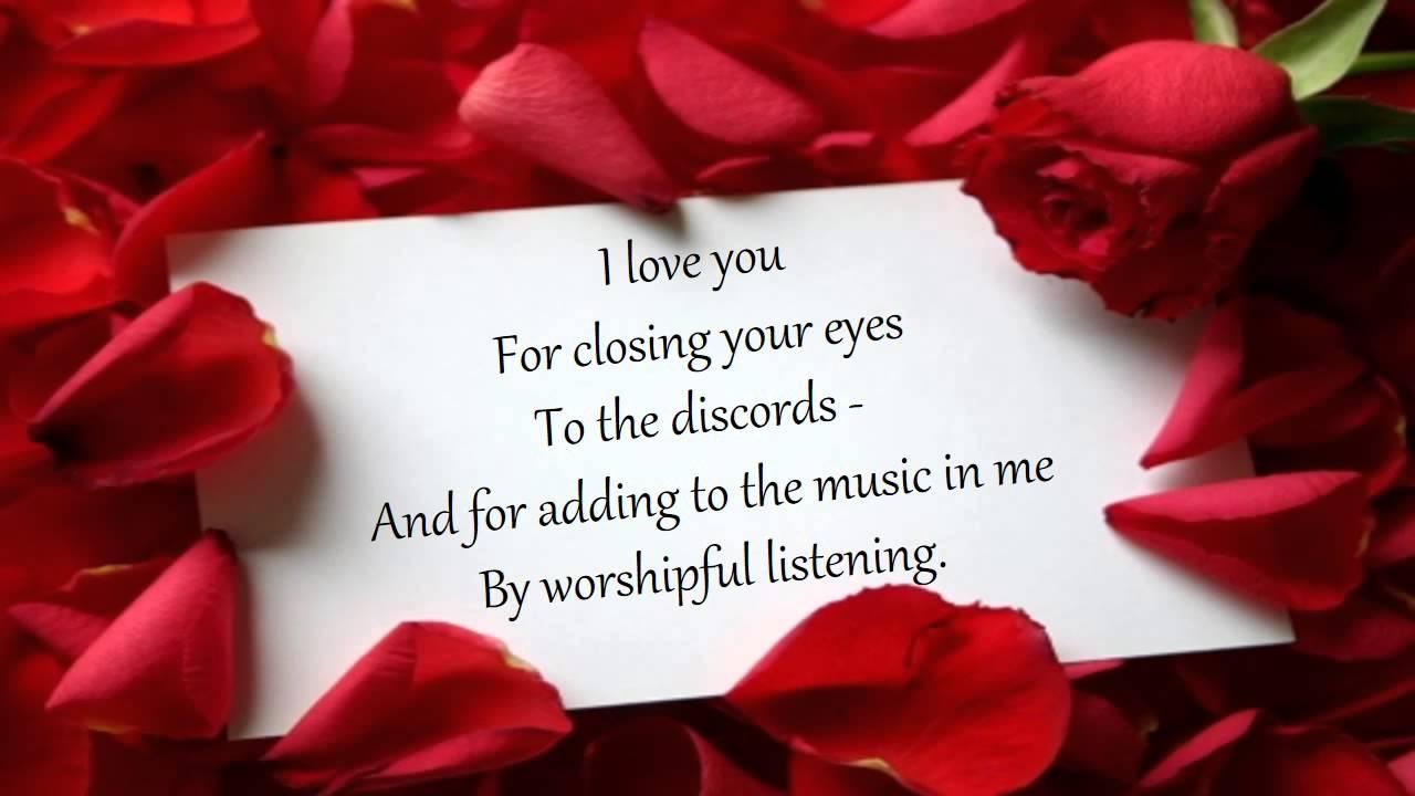 I Love You Pic For Lover Bedwalls