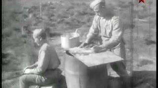 Полевая кухня во время Великой Отечественной.