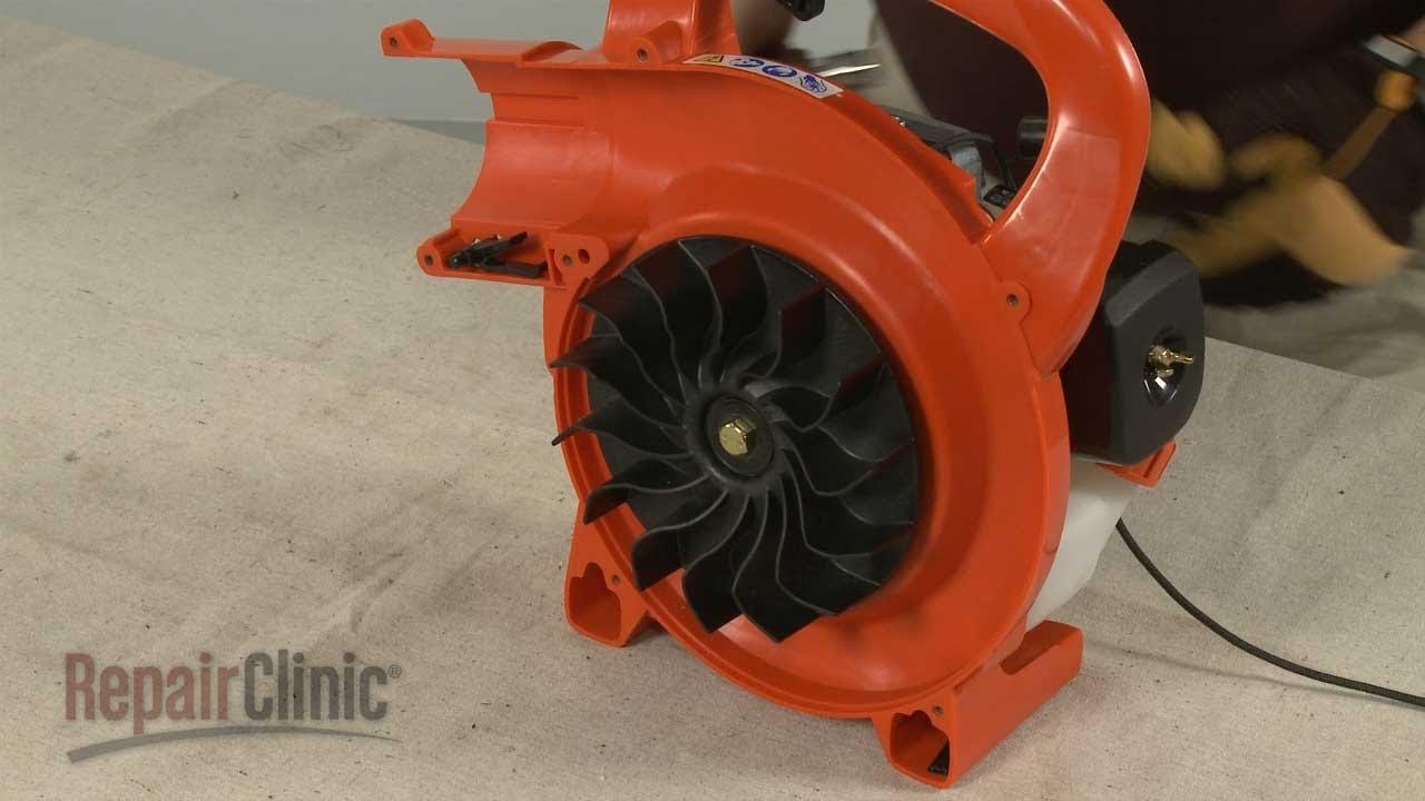 Echo Leaf Blower Blower Wheel Replacement #E100000070