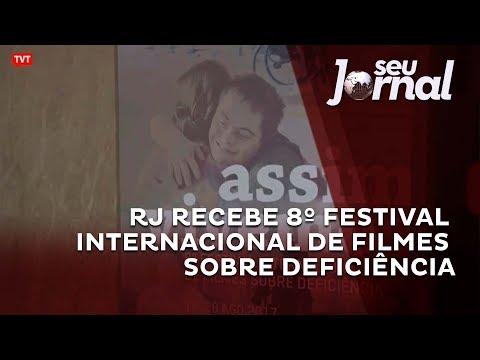 Rio de Janeiro recebe 8º Festival Internacional de Filmes sobre Deficiência