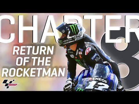 Chapter 8: Return of the Rocketman