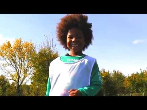 Dwayne 6ans futur prodige du foot (inchallah)