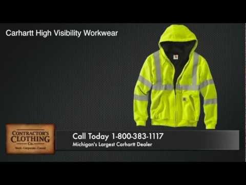 Carhartt High Visibility Workwear