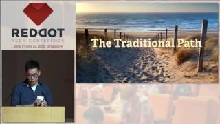 Keynote: Rethinking Computer Science Education - RedDotRubyConf 2016
