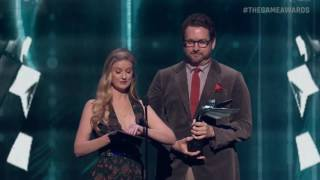 The Game Awards 2016 - Best Action Adventure Game