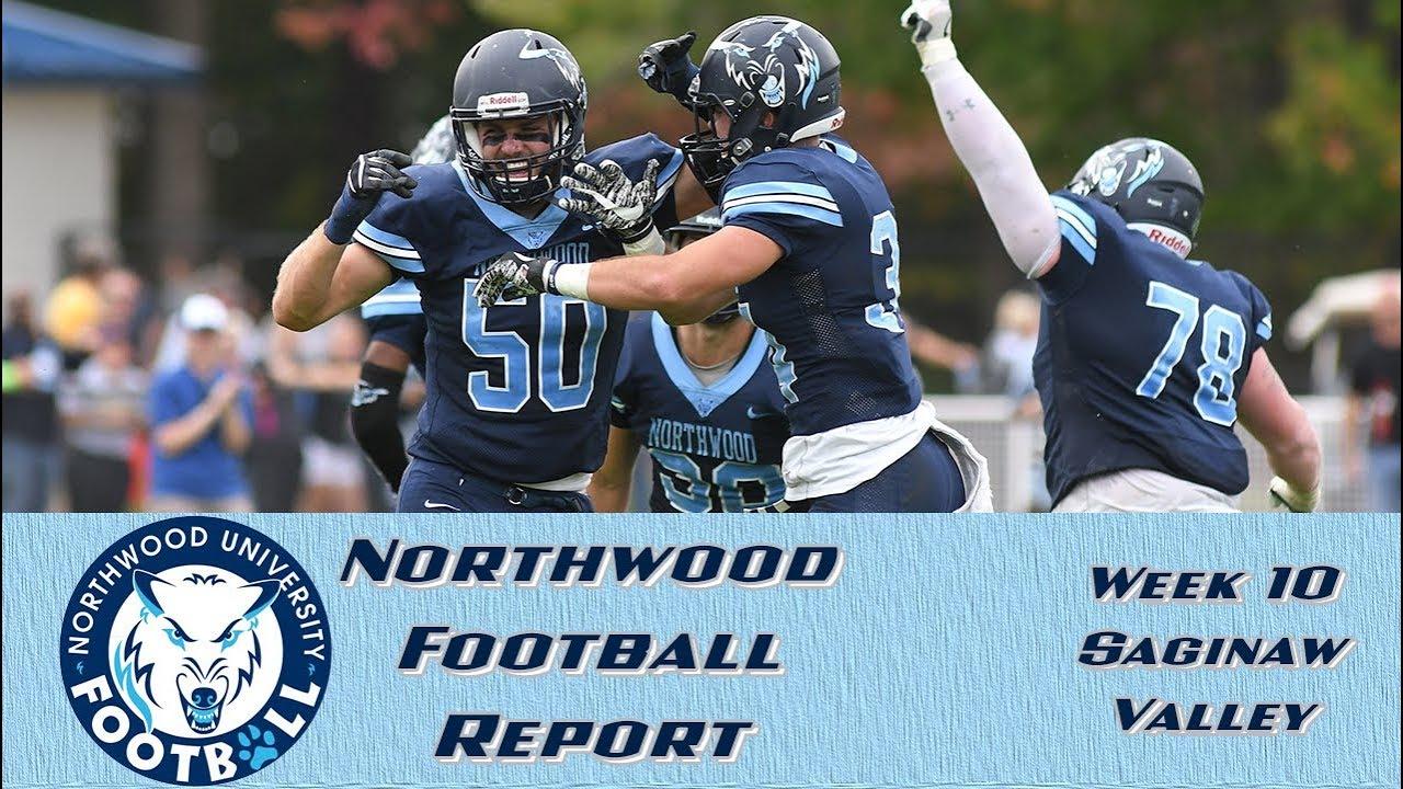 Northwood Football Report Week 10 Youtube