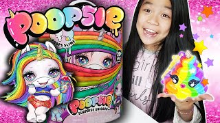 POOPSIE Slime Surprise Unicorn [Toy Review Unboxing]   Tran Twins