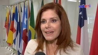 Tres mandatarias latinoamericanas reiteran posición contra régimen venezolano