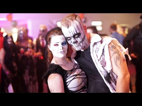 Aftermovie: Halloween-Party im SI-Centrum Stuttgart 2016 | DASDING