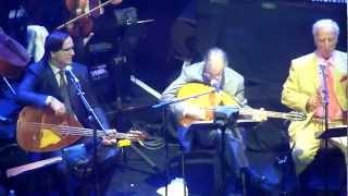 Concert El Gusto - Cheikh Liamine (Liamine Haimoune) - Grand Rex - Paris - 10 janvier 2012 -