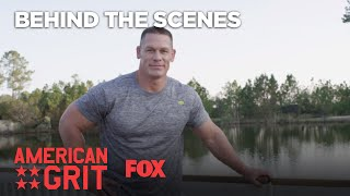 John Cena Gives A Tour Of Camp Grit | Season 2 | AMERICAN GRIT