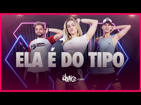 Ela é do Tipo – Kevin o Chris ft. Drake | FitDance TV (Coreografia Oficial)