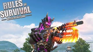 I Am The Annihilator (Rules of Survival #116)