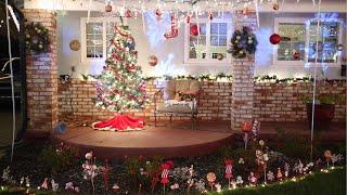 Праздничный ВЛОГ из нашего нового Дома + кусочек Рождественской Калифорнии