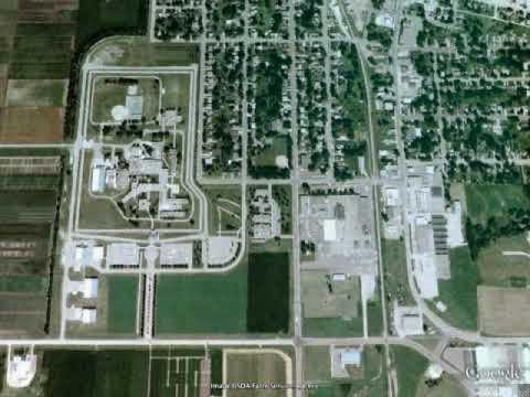 FCI Prison - Waseca, Minnesota - Google Earth